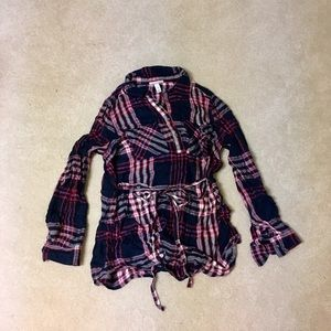 Maternity Flannel